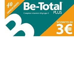BETOTAL PLUS 40CPR PROMO