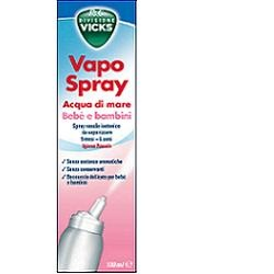 VICKS VAPOSPRAY ISOTONICA BAMBINI 100 ml