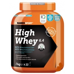 HIGH WHEY VANILLA CREAM 1KG