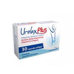 URELAX PLUS 30CPS SOFTGEL
