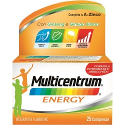MULTICENTRUM MC ENERGY 60CPR