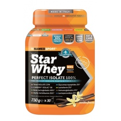 STAR WHEY ISOLATE VANILLA 750 G