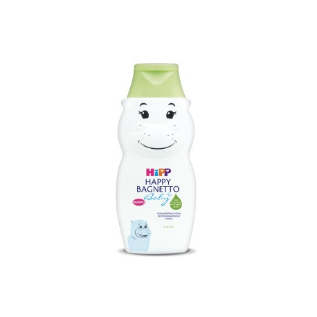 HIPP HAPPY BAGNETTO IPPOPOTAMO 300 ML