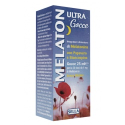 MELATON ULTRA GOCCE 25 ML